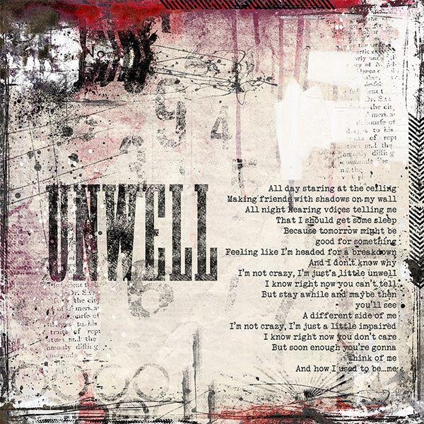 Unwell - Lyrics.com