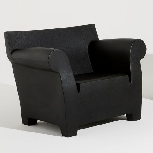 Kartell Poltrona Bubble Club.Bubble Club Armchair Contract Furniture Club Chairs Bubble
