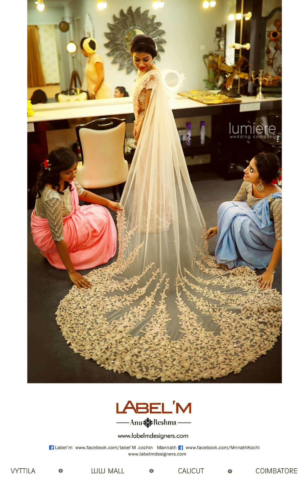 Pin By Rzmn On Bridal Gowns Christian Bridal Saree Christian Wedding Sarees Christian Wedding Gowns