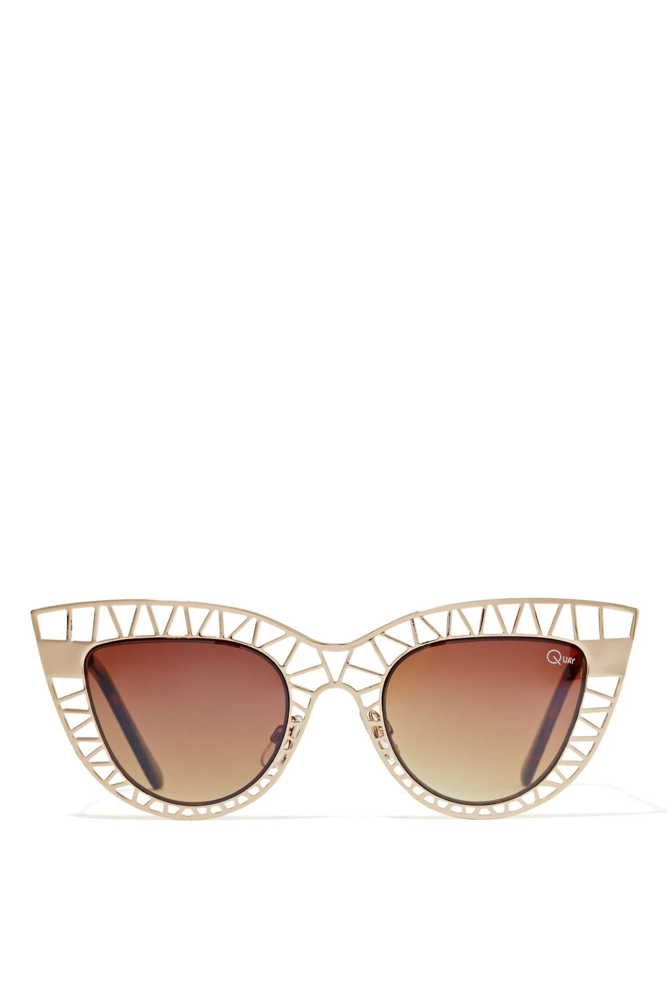 Quay Steel Kitti Shades   Shop Eyewear at Nasty Gal. Óculos De SolBijuBeleza Óculos ... b411470d55