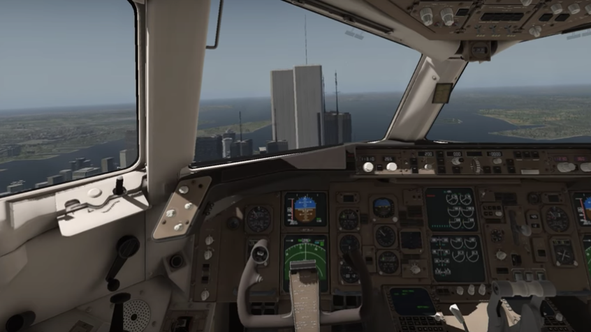 flygcforum com ✈ FLIGHT-SIM-WORLD #9 ✈ XP11 - 9/11 - The
