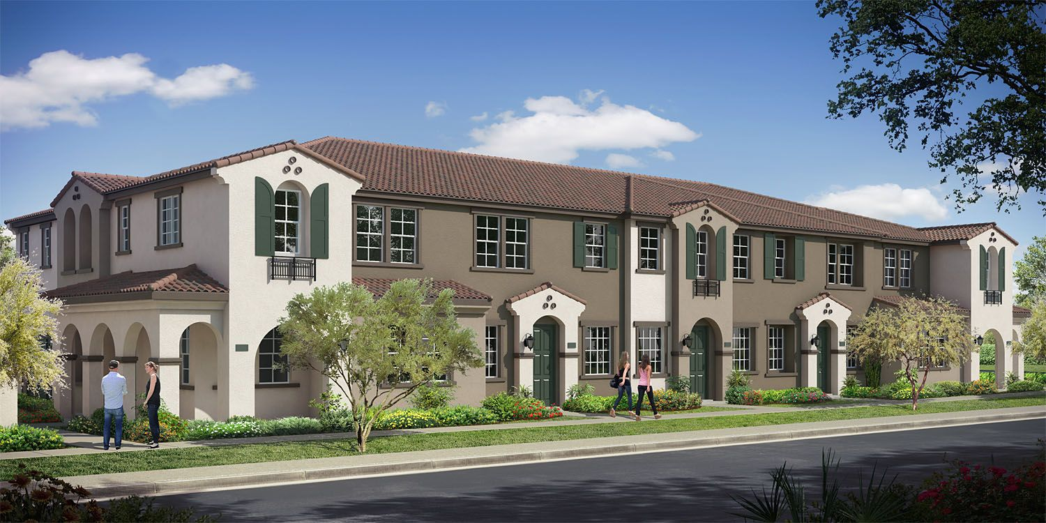 Oak Creek Townhomes WestCovina (With images) Spanish