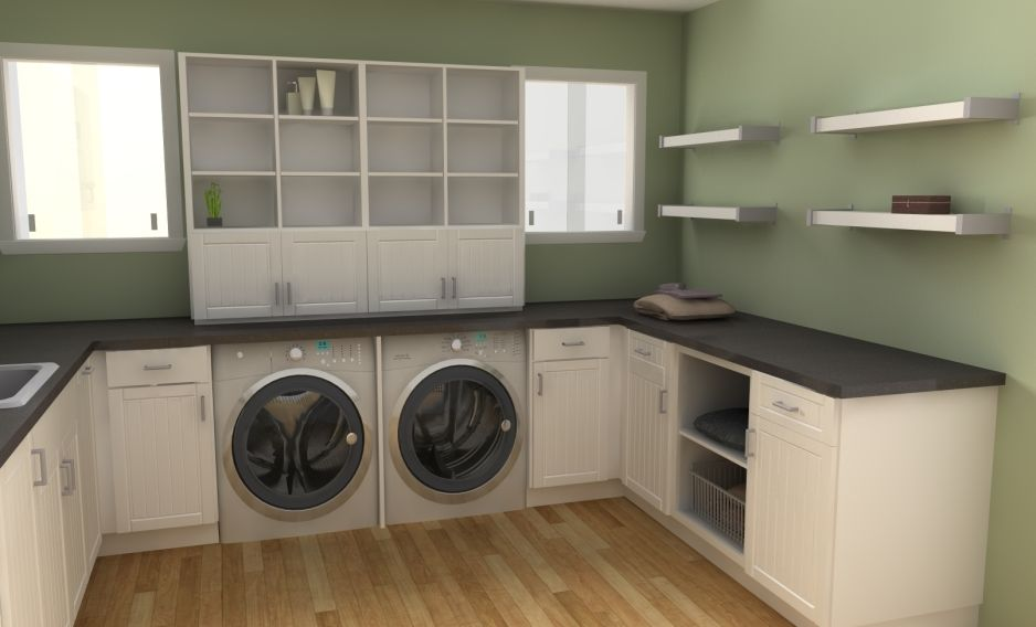 washer shelving - Google Search