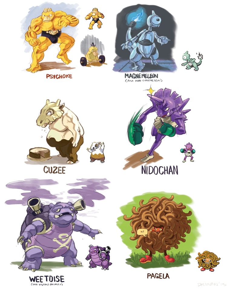 pokefusion - photo #35