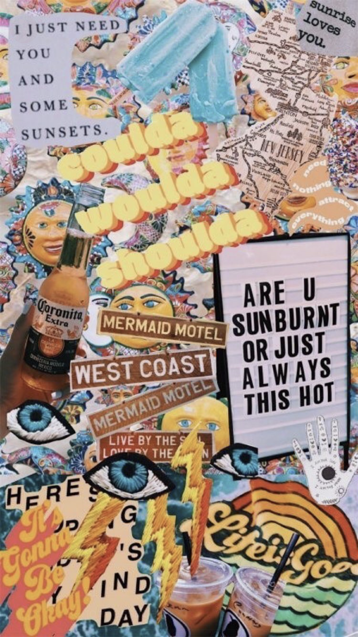 Pin by Brianna Garza on Wallpaper Aesthetic collage