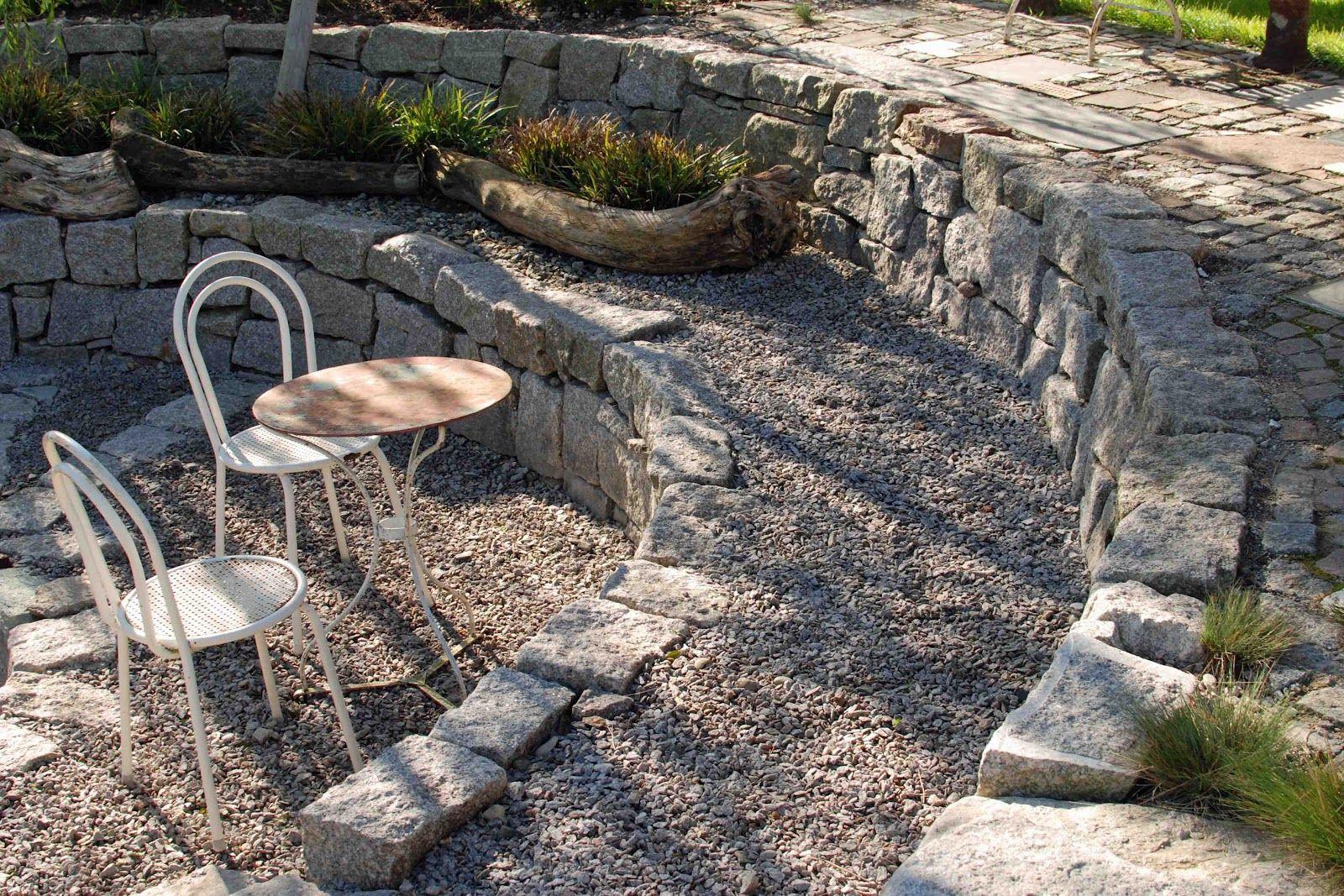 So Einen Senkgarten Möchte Ich Unbedingt Anlegen! | Garten ... Senkgarten Sitzplatz Gestalten Modern