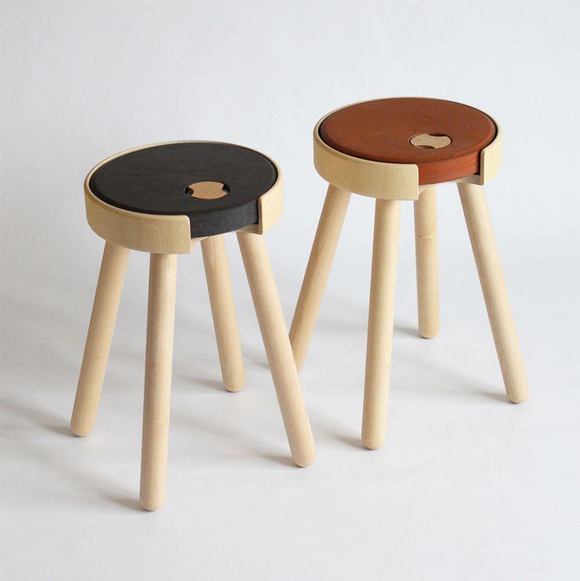 Enjoyable Ambiente 2017 Bouillon Warm Stool Turns Hot Water Bottle Inzonedesignstudio Interior Chair Design Inzonedesignstudiocom