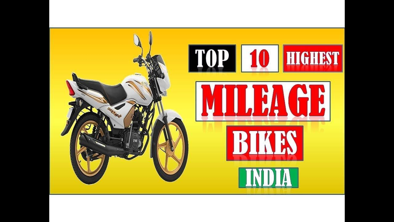 Top 10 Mileage Bikes In India Best Mileage Bike In India 2018