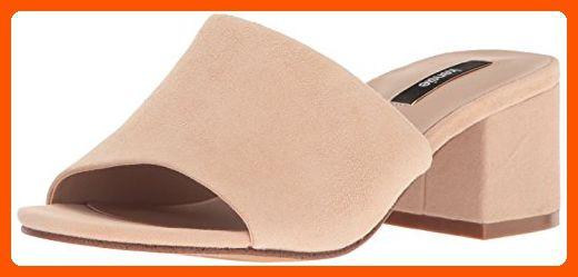 Kensie Women's Helina Heeled Sandal, Blush, 7 M US - All about women (*Amazon Partner-Link)