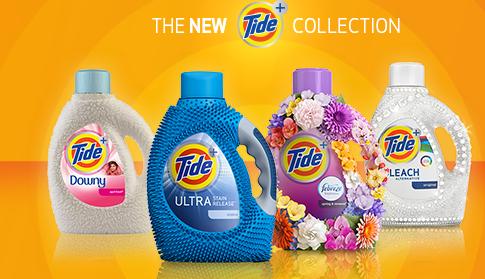 Get Your Free Tide Sample Packs Tide Detergent Laundry