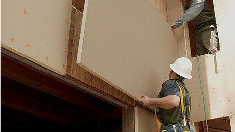 A Better Wall with Exterior Foam