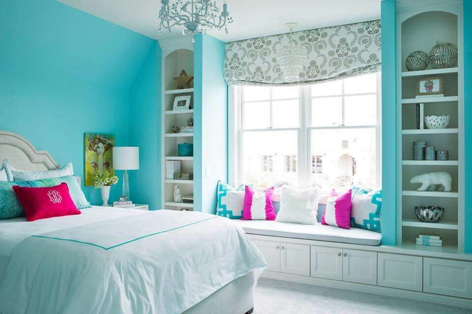 Awesome Window Seat Shelves In 2019 Room Girl Room Room Ocoug Best Dining Table And Chair Ideas Images Ocougorg
