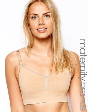 6bb22f2f0919d Carriwell Maternity Seamless Nursing Bra Asos, Camisole Top, Cute Outfits, Tank  Tops,