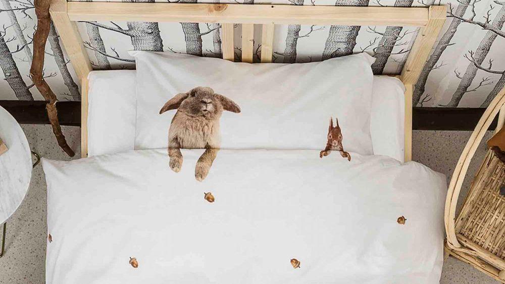 linge de lit snurk Snurk : le linge de lit trompe l'oeil | #INTERIOR | Pinterest  linge de lit snurk