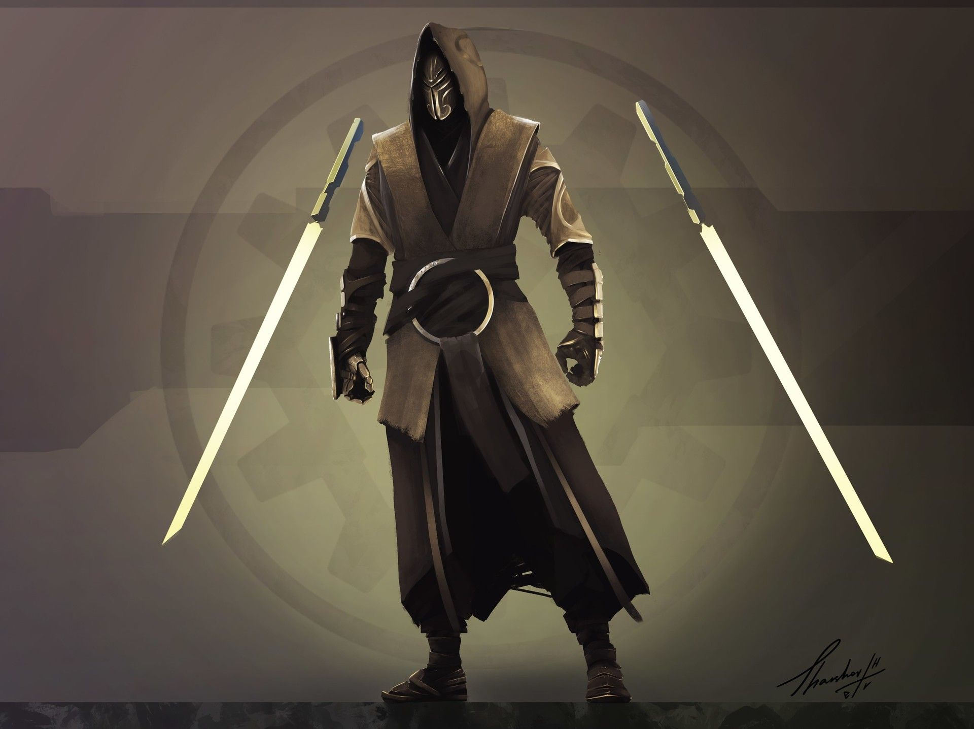 Gray Jedi Star Wars Characters Pictures Star Wars Jedi Grey Jedi