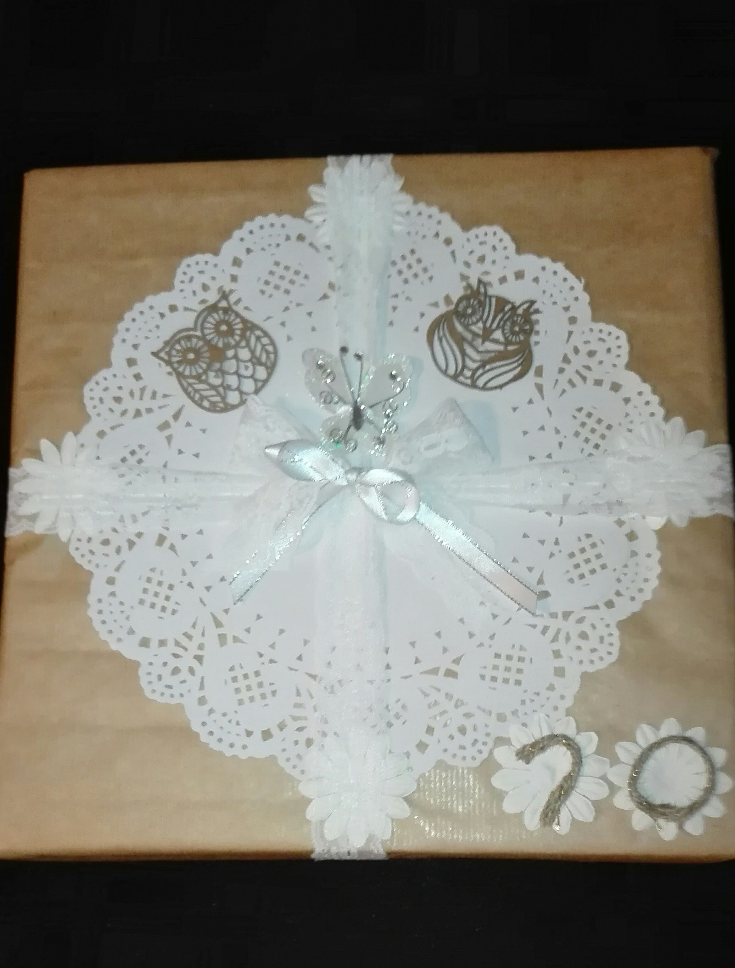 70th Birthday Gift Wrapping