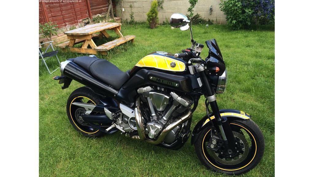 Auto Trader Yamaha Mt 01 Motorcycles For Sale Yamaha Motorcycle