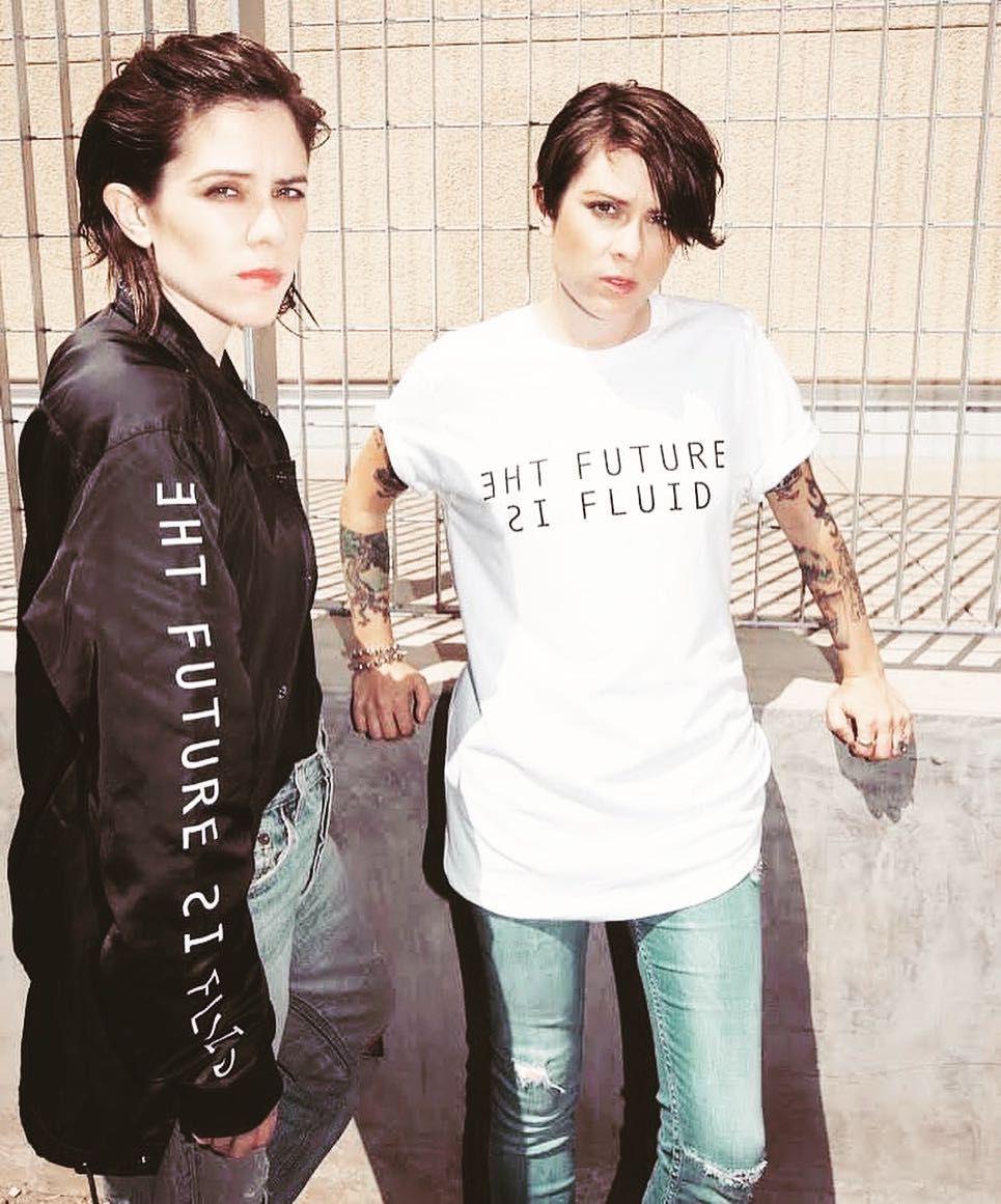 Tegan and Sara - Wikiquote
