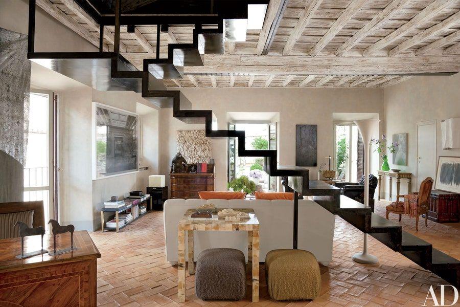 Look Inside Livia Rebecchini's 16th-Century Apartment in ...