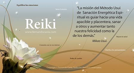 Reiki Y Sus Beneficios