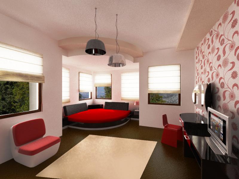 Bedroom Design With Corner Bed 31 Png 800 600 Bed In Corner Bedroom Design Home