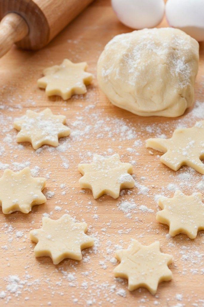 Mantequilla galletas de caseras receta para hacer