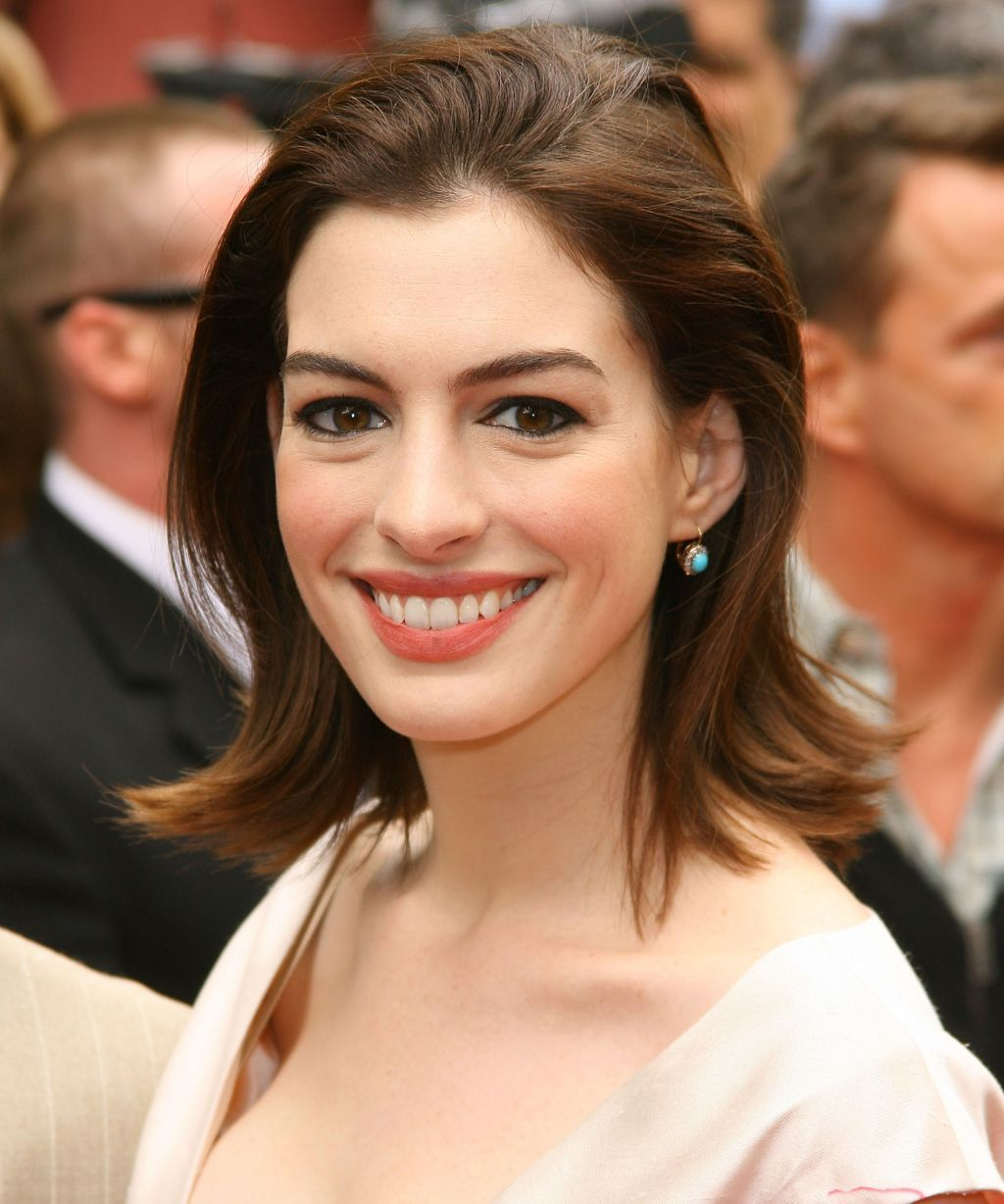 You Won T Believe How Much Anne Hathaway Has Changed Anne