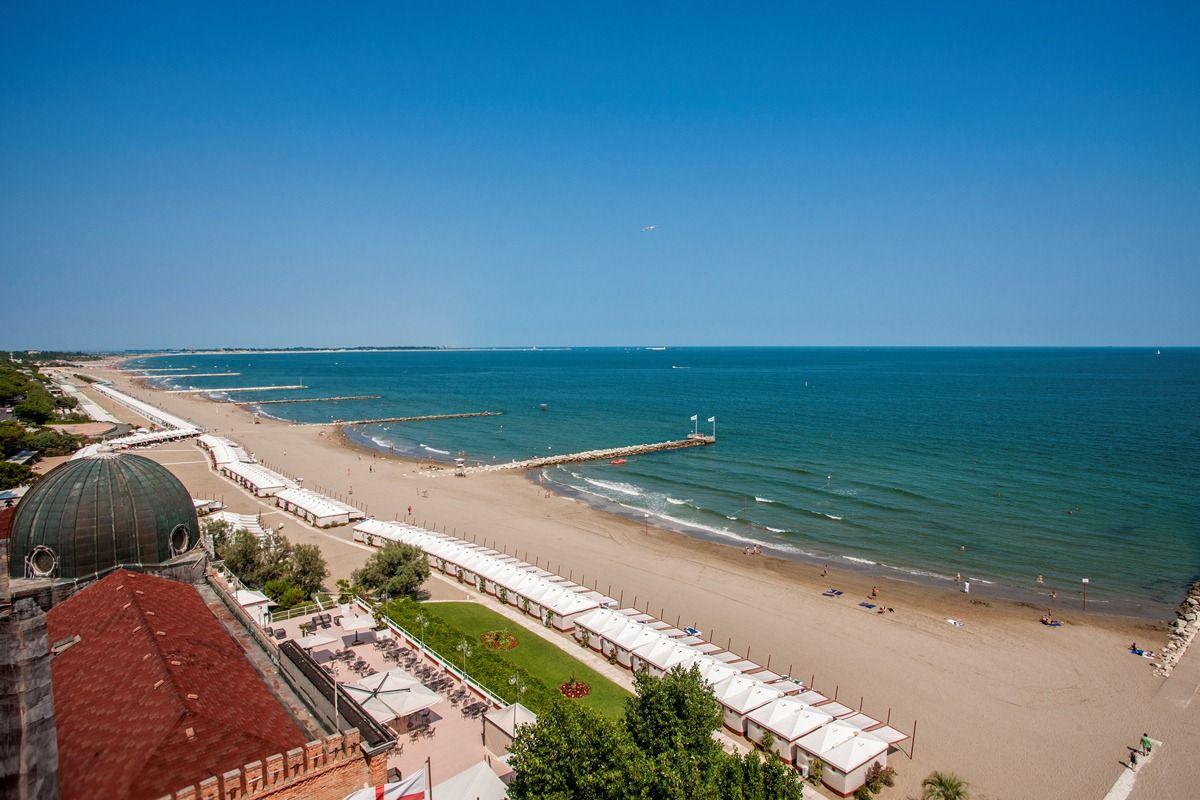 Hotel Excelsior Venice Lido Resort The Beach Photo 5