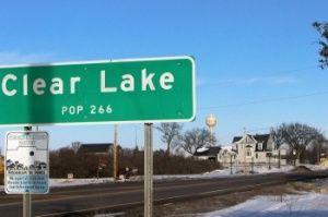 Minnesota, Clear Lake et lite tettsted på bygda var mitt bosted som utviklingstudent i USA. <3