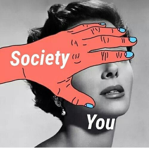 society you - Rice&Caricature