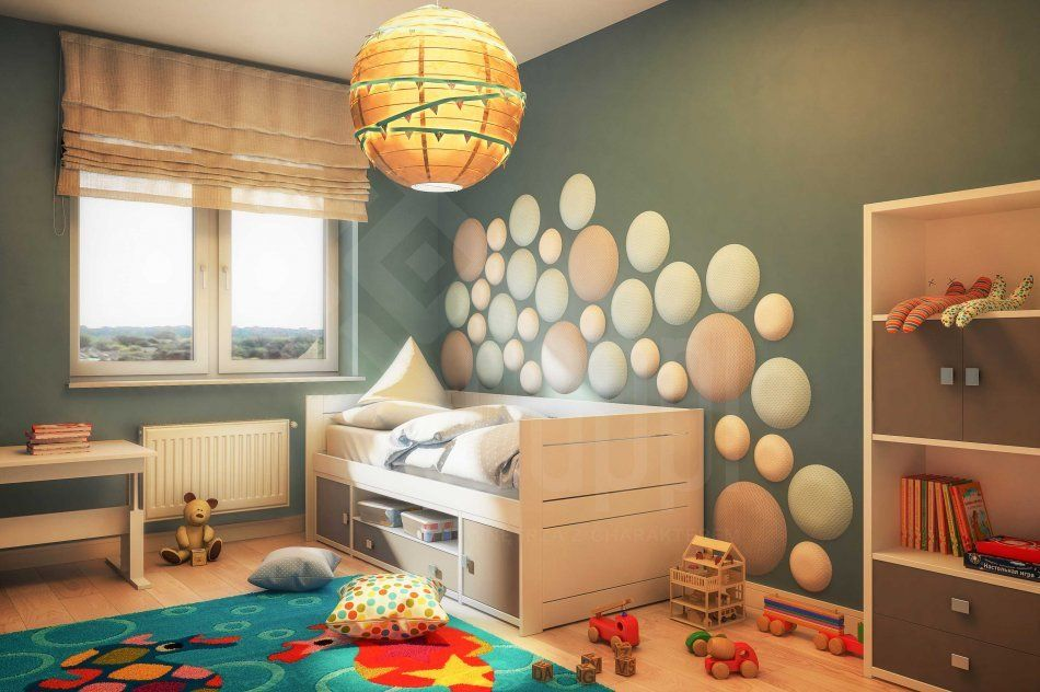Nowoczesne ściany panele tapicerowane Pomysły do