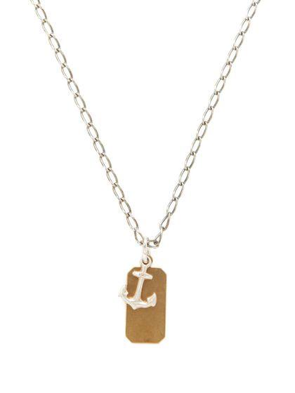 Anchor Necklace by Bing Bang at Gilt