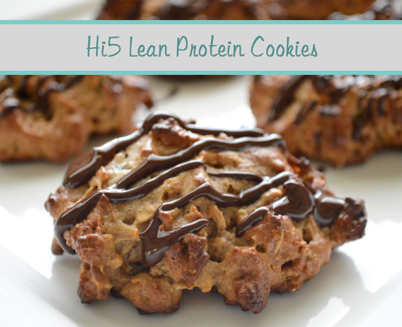 Looking for an on-the-go snack that is both healthy and nutritious? We have just want you need! Check out this delicious Hi5 Lean Protein Cookie recipe.