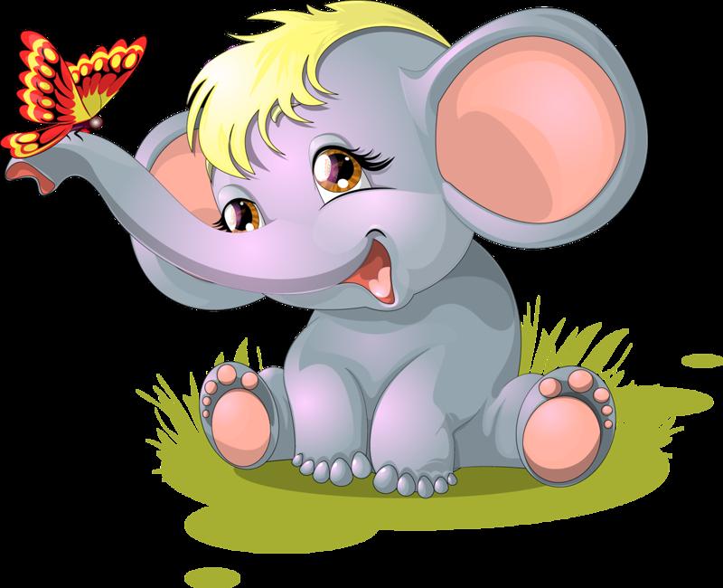 Животные картинки для детей клипарт