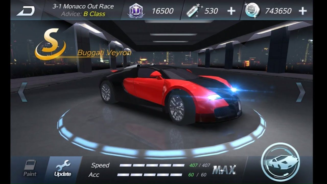 Bugatti Veyron Crazy For Speed 2 3d Android Gameplay Veyron Car Games Car