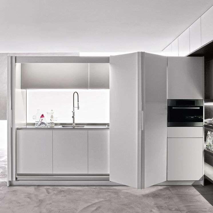 Cucine Monoblocco Progettazione Di Una Cucina Moderna Cucine E