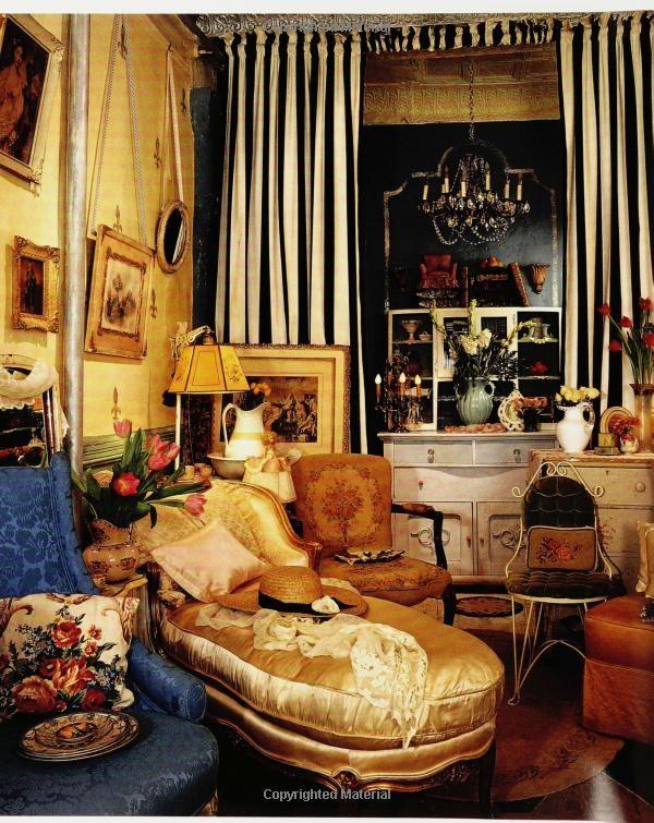 The Paris Apartment Decor On A Flea Market Budget 9780060391690 Claudia Strasser Books