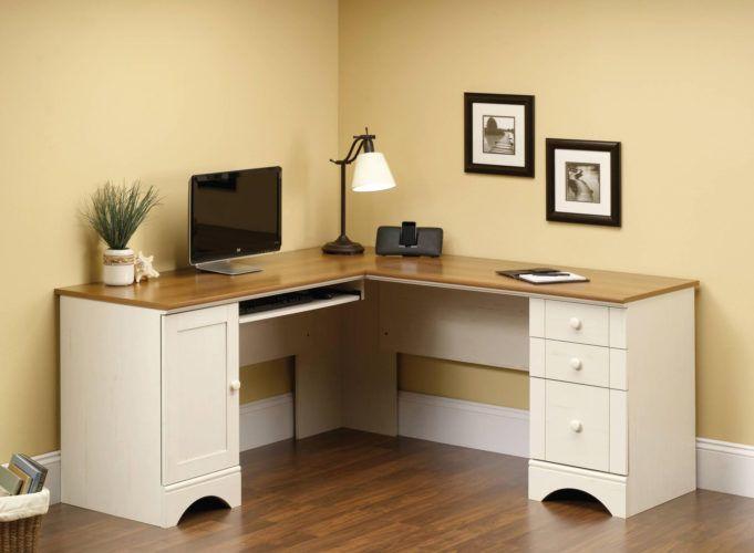 Hasil Gambar Untuk Diy Membuat Meja Komputer White Corner Computer Desk Corner Computer Desk White Corner Desk
