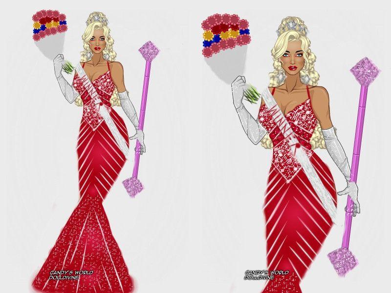 Look Pageant Queen