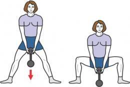 3 exercices efficaces pour muscler l\'intérieur des cuisses | la ...