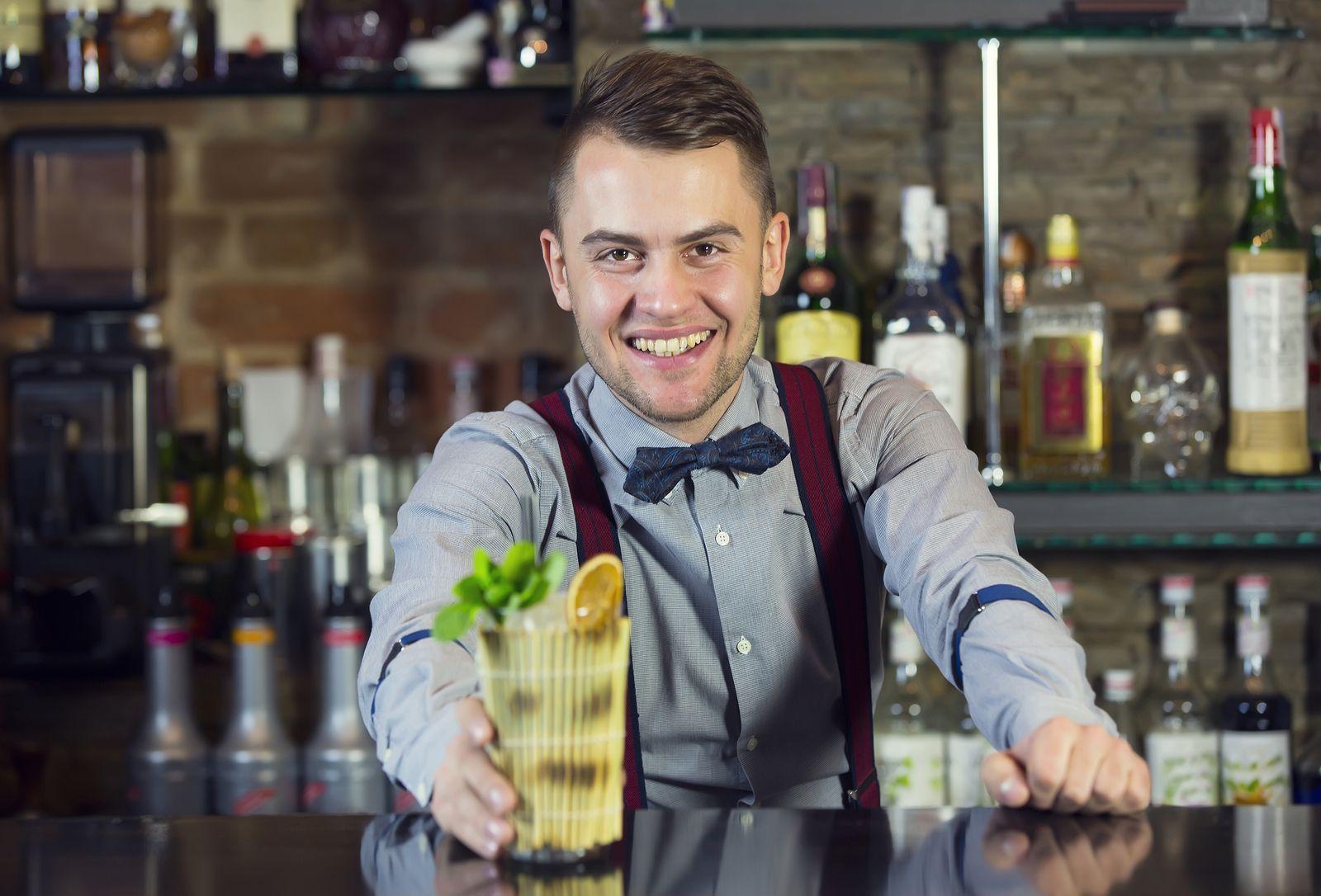 Первым днем, картинки бармену