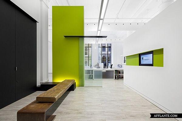 Bureau 100 in quebec nfoe et associés architectes architecture
