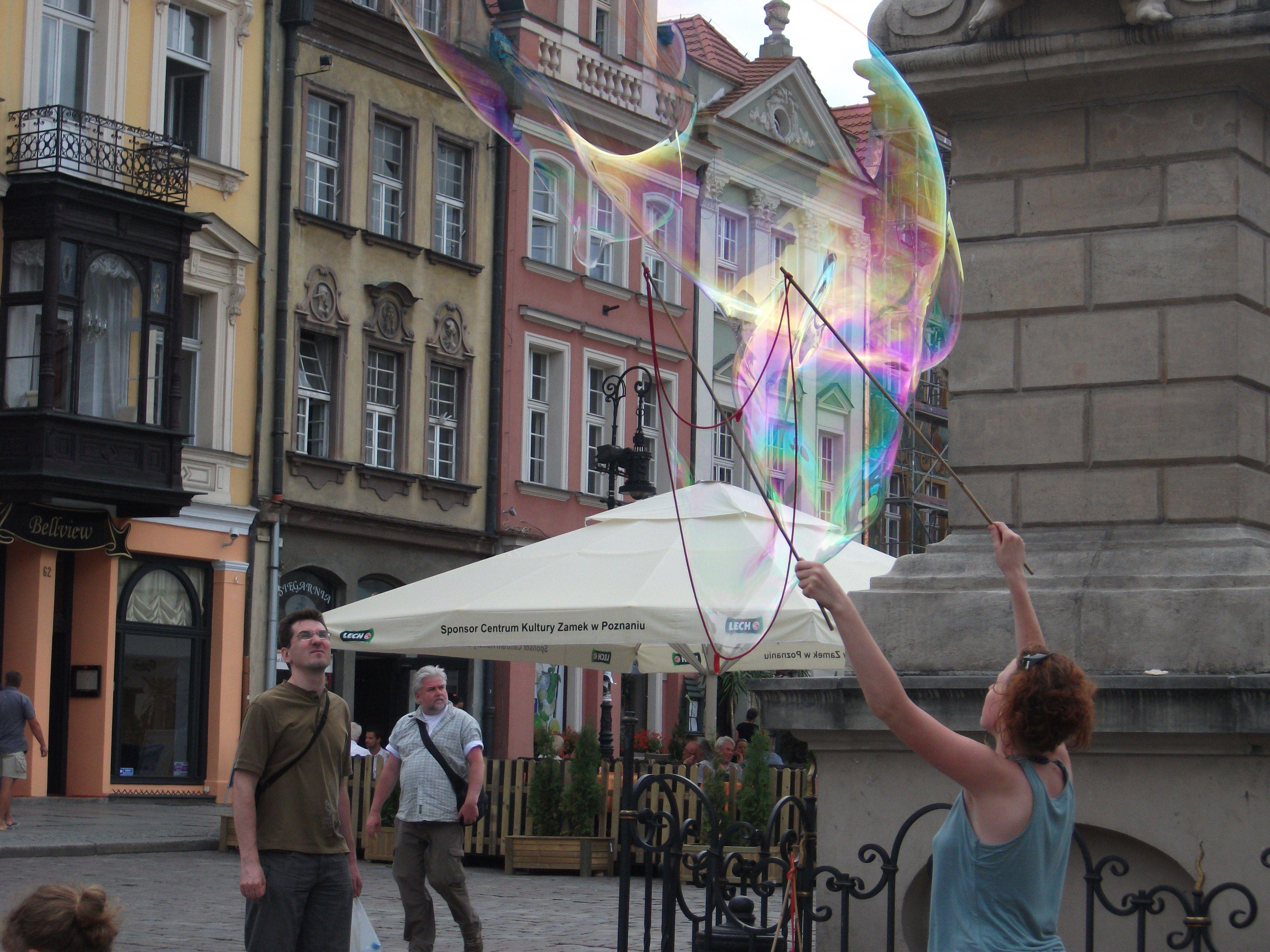 Poznen Poland Favorite Places Fun Visiting