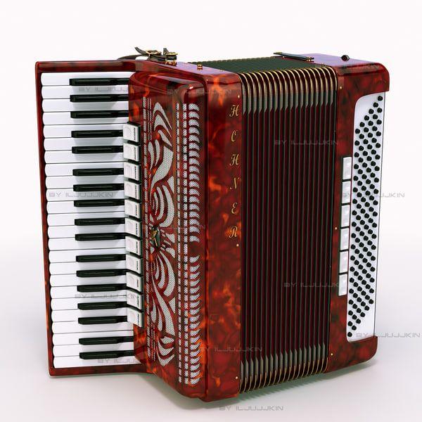 12+ Pirate accordion information