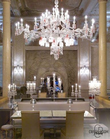 Baccarat Crystal Crystal Room Baccarat Crystal Beautiful Chandelier