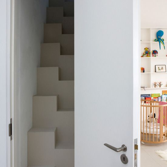 Staircase Ideas For Small Spaces: Hallway Ideas, Designs And Inspiration