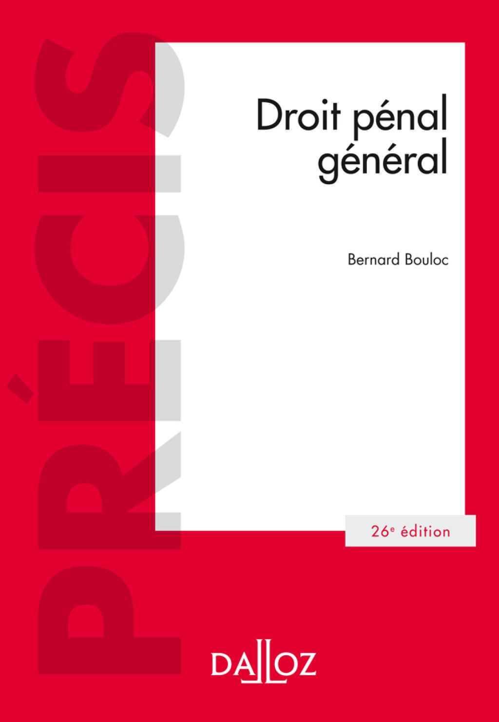 Droit Penal General 26e Ed Ebook In 2021 Ebook Top Books What To Read