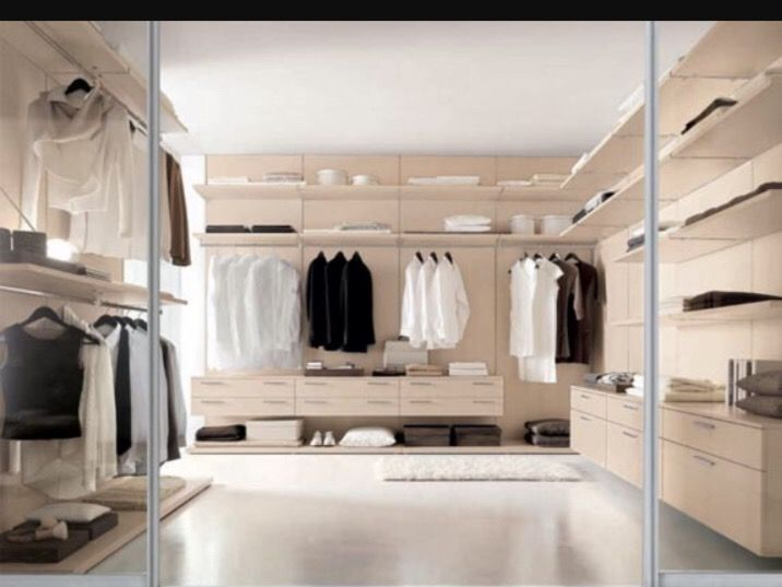 Pin By Alejandra Lugard On Home Walk In Closet Design Closet