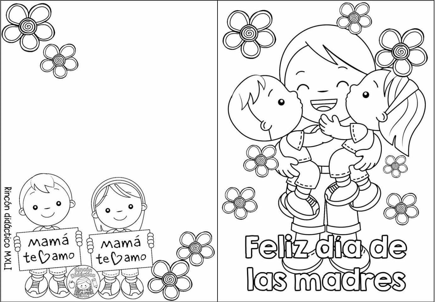 Pin De Veronica Terromed En Ideas Mama Manualidades Dia De Las