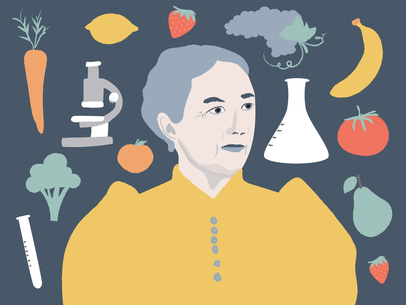 The First Female Student at MIT Started an AllWomen